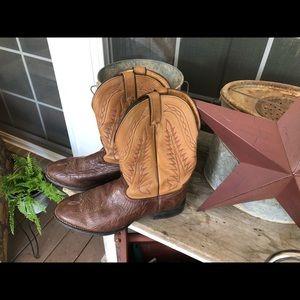Tony Lama Men's Boots 11EE